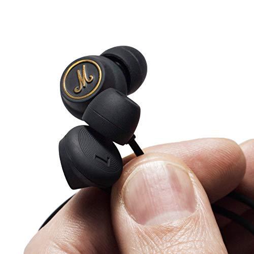 Marshall 4090940 Mode In-Ear-Kopfhörer EQ und Messing schwarz - 6