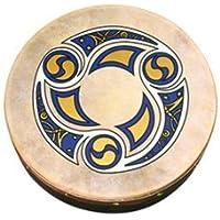 "Waltons: 8"" Inch Bodhran / Beater / Trinity Bodhran Design"