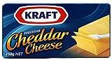 Kraft Processed Cheddar Cheese, 250g