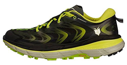Hoka One One Speedgoat Bright Green Black Multicolore