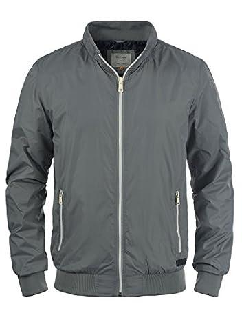 BLEND Brad 2070371ME Nylon Jacke, Größe:XL;Farbe:Granite