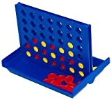 SKE Connect Four Kids Adults Family Fun Game Brain Teaser Toy Great Educational Toy for Kids Children (Best Gift Family)