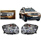 DEPON Renault Duster Headlight Assembly - Right Side