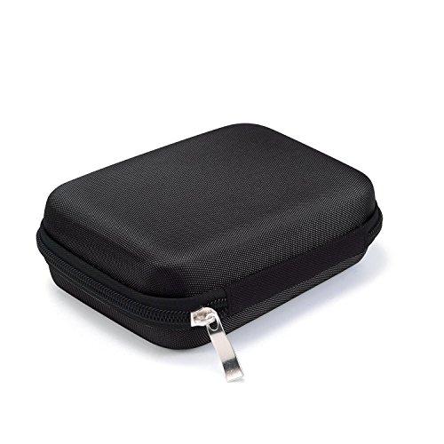 Tragetasche für ätherische Öle, für 10Flaschen, Minitasche, Hartschalentasche, ideal für Reisen