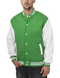Urban Classics Jacke Light Jacket, Blouson Homme