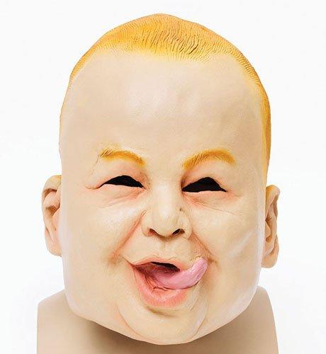 ky Kostüm Halloween-Maske (Chucky Kostüm Für Babys)