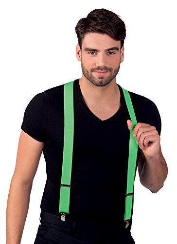 Boland 600 - Hosenträger, neon grün