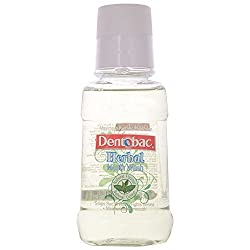 Dentobac Alcohol Free Herbal Mouth Wash - 160 ml