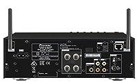 Pioneer XC-HM82-K Micro-HiFi System ohne Lautsprecher (2x 50 Watt, WiFi, Bluetooth, DLNA, Spotify Connect, App Control) schwarz