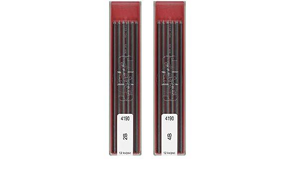 Koh-I-Noor 4190/6H 2.0/mm grafite per disegno tecnico e ritocchi
