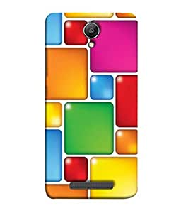 PrintVisa Designer Back Case Cover for Xiaomi Redmi Note 2 (Texture Illustration Background Backcase Pouch Graphics)