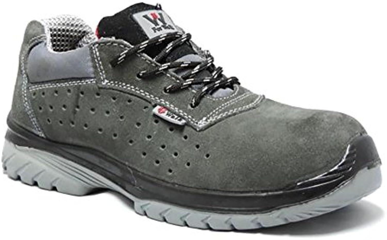 4walk - Tanger s1+p - zapatos de seguridad