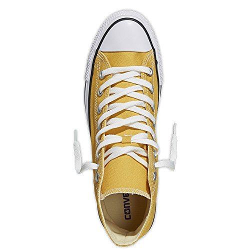 Converse Unisex-Erwachsene Chuck Taylor All Star Hohe Sneakers - Solar orange