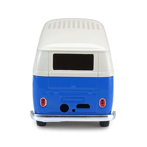 Official VW Camper Van Bluetooth Wireless Music Speaker - Blue 2