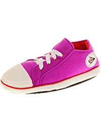 Amazon.es  39 - Zapatillas de estar por casa   Zapatos para mujer ... e7de0b554d41