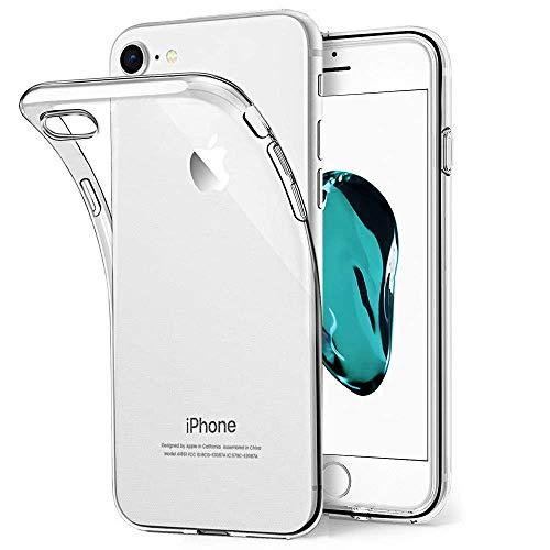 wsky Handyhülle Kompatibel mit iPhone 6S/6 Transparent Durchsichtige Hülle, Neueste Staubdichtes Design Crystal Clear Dünn Schutzhülle für iPhone 6S 6