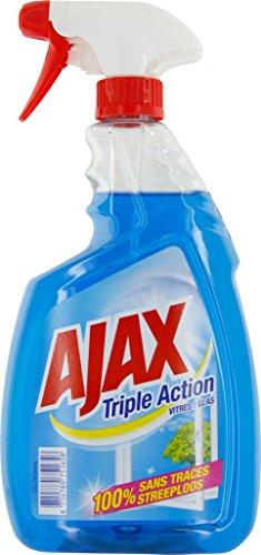 AJAX Pistolet 750ml nettoyant vitres et surfaces
