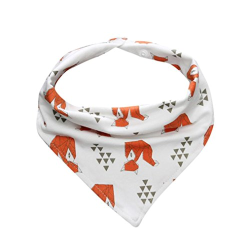 rosennie-baby-kids-cotton-bandana-bibs-feeding-saliva-towel-triangle-waterproof-orange