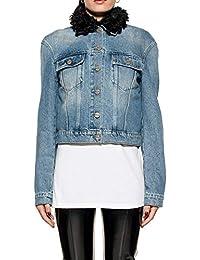 Amazon Donna Blu Abbigliamento it Pinko E Giacche Cappotti wqRFTrqx c6280c78771