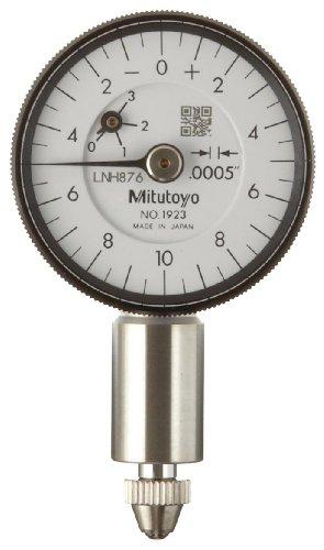 Mitutoyo mt1923b Series 1Messuhr Flache Rückseite