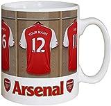 Arsenal FC Personalised Mug