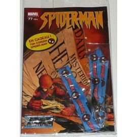 SPIDER MAN N° 77 la guerre de titannus (1) juin 2006