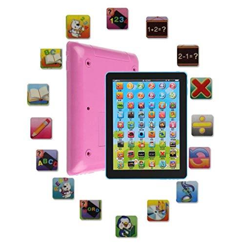 Tiowea Mini Kinder Multi Funktions Lernen Touch Tablet Pad Computer Bildung Spielzeug Lerncomputer & Zubehör