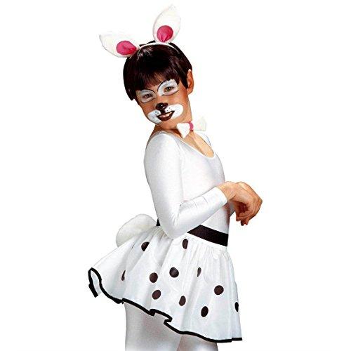 Set Hasen Ohren, Fliege und Schwanz Kinderkostüm Hase Kostümset Häschen Kaninchen Tierkostüm Mädchen Dress Up Tier (Tier Dress Up Kostüme Erwachsene)