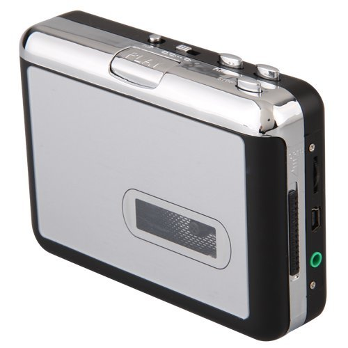 USB Audio Cassette Cinta Convertidor / Conversor A MP3 CD Reproductor PC