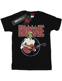 David Bowie Fille Acoustic Bootleg T-Shirt