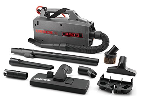 oreck-bb900dgr-xl-pro-5-compact-canister-vacuum-cleaner