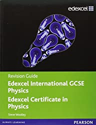 Edexcel IGCSE Physics, Revision Guide (Edexcel International GCSE)