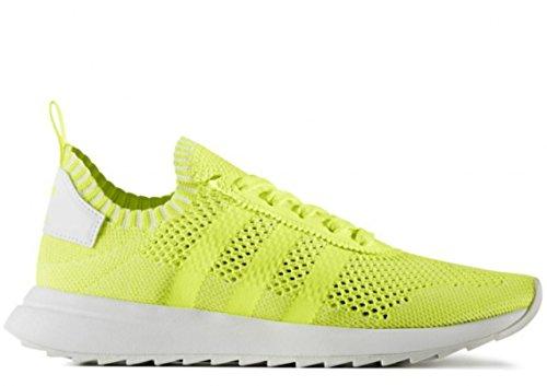 adidas Originals FLB W PK BY2797- 38 EU Jaune fluo (Womens Adidas Dragon)