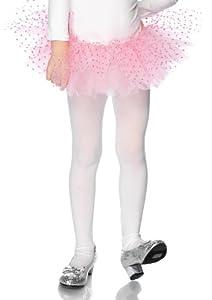 Leg Avenue- Niñas, Color rosa claro, Talla Única (UA4902PK)