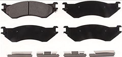 1 Set= 4 pcs keramikbremsbeläge Front for Dodge/Ford & Lincoln from Year 1997