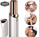 Clothsfab Women's Electric Face Hair Remover Shaver (Battery Included)
