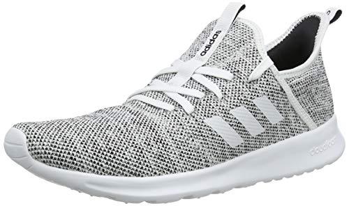 adidas Damen Cloudfoam Pure Fitnessschuhe Weiß (Ftwbla/Negbas 000) 37 1/3 EU