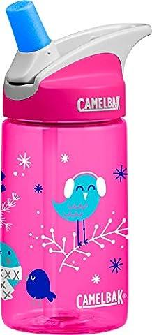 Camelbak Kinder Wasserflasche Eddy Kids, Birdies, 400 ml
