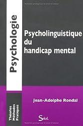 Psycholinguistique du handicap mental