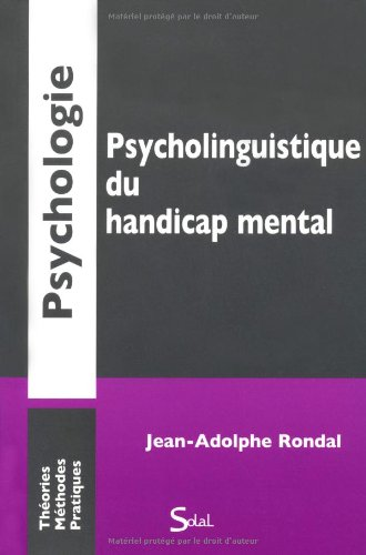 Psycholinguistique du handicap mental