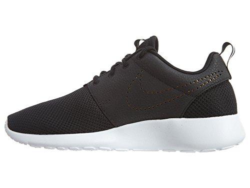 Nike Damen Wmns Roshe One Prm Sneaker Schwarz/Blau