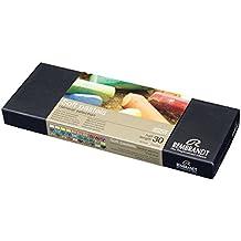 Rembrandt soft pastel half stick 30 color set (japan import)