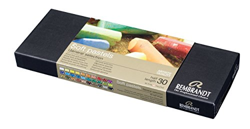 rembrandt-soft-pastel-half-stick-30-color-set-japan-import