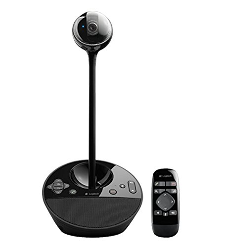 Logitech BCC950 Office Conference Camera (für Büro, 1080p) schwarz