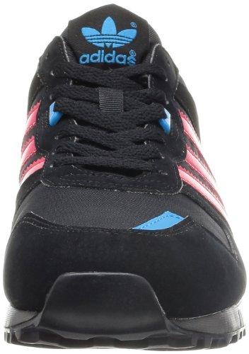 adidas Originals Zx700, Baskets mode homme Noir (Noir1/Bearou/Blesol)