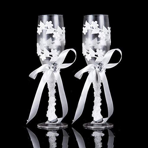 FELICIKK Ensemble de 2 verres à vin rouge sans plomb, verre à limon clair en cristal transparent, jante découpée au laser pour la dégustation de vin, tasses sans plomb, verrerie à boire élégante, lava