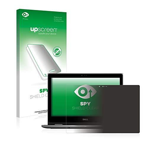 upscreen Anti-Spy Blickschutzfolie kompatibel mit Dell Latitude 3390 2-in-1 (eine Kamera) Privacy Screen Displayschutzfolie - Sichtschutz, Kratzfest - Dell-kamera