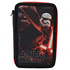 Star Wars Plumier Doble VII