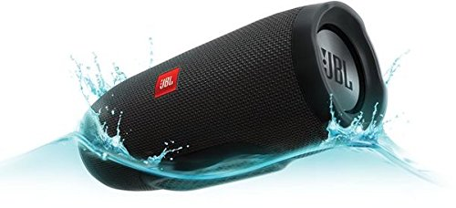 Wireless-stereo-wireless-system (JBL Charge 3 Tragbarer Bluetooth-Lautsprecher (wasserdicht, mit 6000 mAh Power Bank und Freisprechfunktion) schwarz)