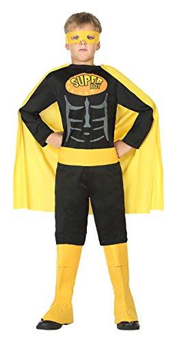 Kostüm Superboy Kinder - ATOSA 39430 Superboy, Kostüm boys 104 cm